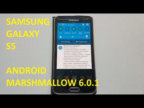 Galaxy S5 Marshmallow 6.0.1 Test AnTuTu - 25.06.2016