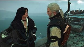 The Witcher 3: Wild Hunt - Yennefer and Geralt Tribute - The Wolven Storm (Ru)