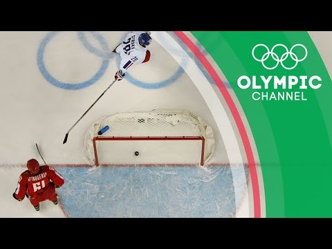Top Men's Ice Hockey Goals