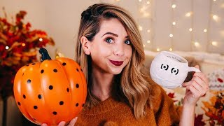 Autumn Homeware Haul - Zoella (RUS SUB)