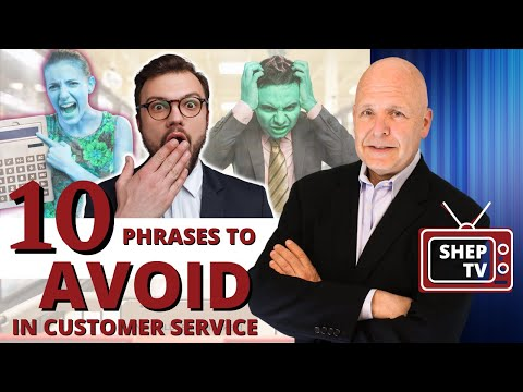 Top 10 Phrases to Avoid in Customer Service