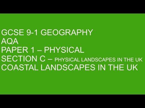 GCSE 9-1 Geography | Coasts | EVERYTHING you need