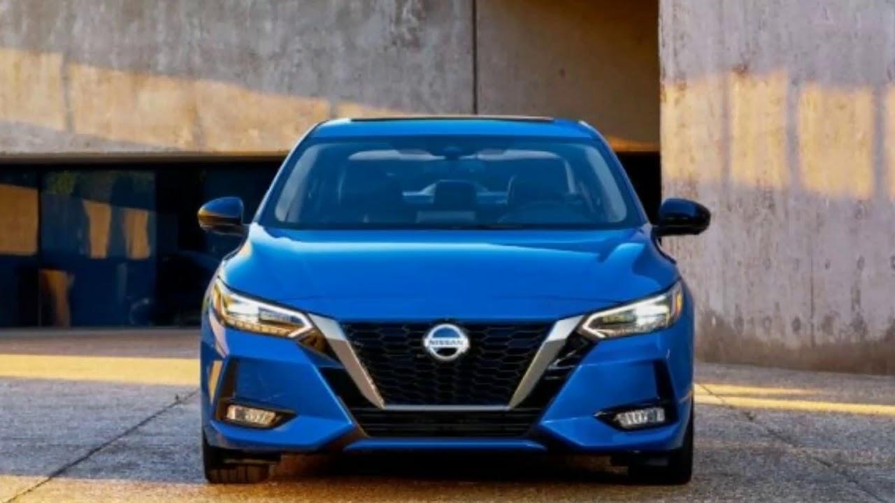 نيسان سنترا 2021 اسعار مواصفات Nissan Sentra 2021 Youtube