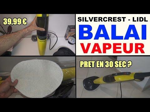balai-vapeur-lidl-silvercrest-sdm-1500-lingette-test-avis-notice-prix-dampfreiniger-steam-cleaner