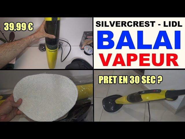 Weed Control Balai Vapeur Lidl Silvercrest Sdm 1500