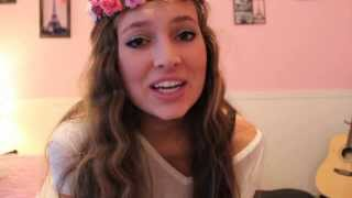 """""""Sweeter Than Fiction"""" Taylor Swift (Official Music Cover Video) ft. Courtney Randall with Lyrics"""