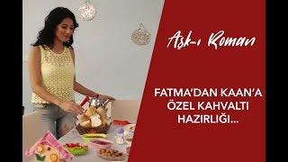 Fatma'dan Kaan'a özel kahvaltı hazırlığı...