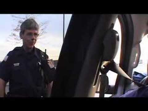 Cop Pulls Over Segway - 10 MPH