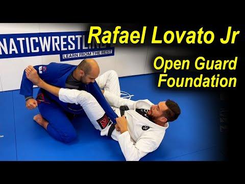 How To Build Your Jiu Jitsu Open Guard Foundations by Rafael Lovato