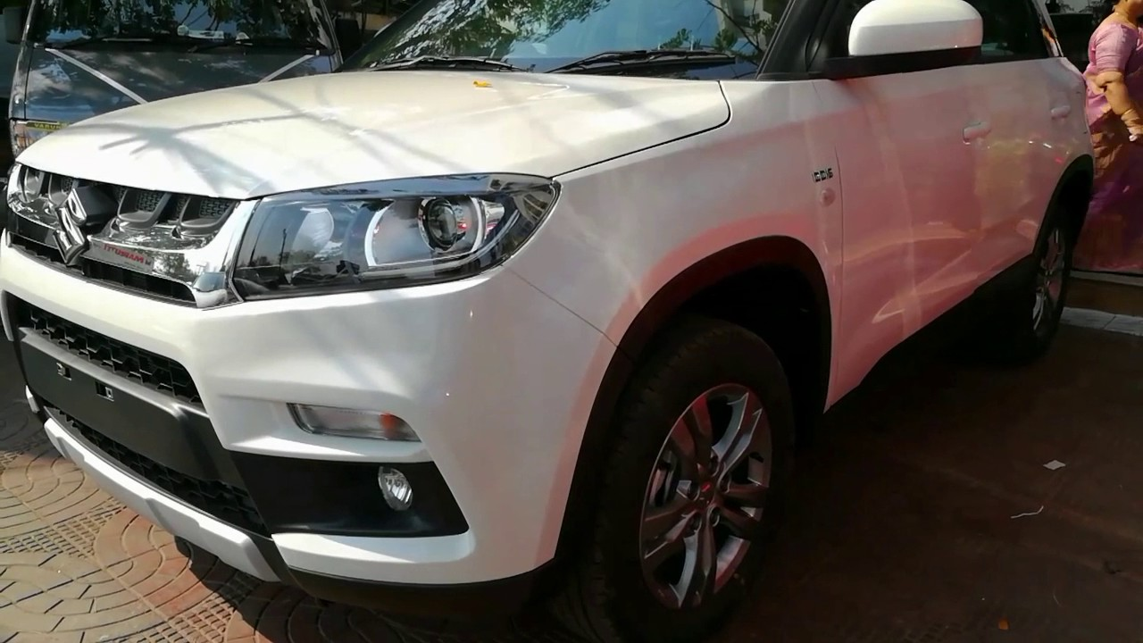 Maxresdefault on White Suzuki Vitara