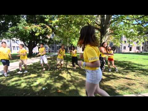 Day Three: Making Vic Home | Victoria College Orientation 2014