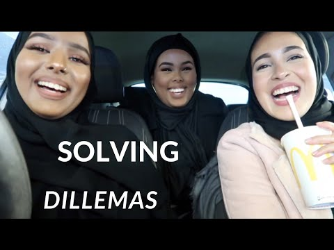 SOMALI BOYS | MEHR| BIG WEDDING OR TRAVELLING? ANSWERING QUESTIONS/ DILEMMAS