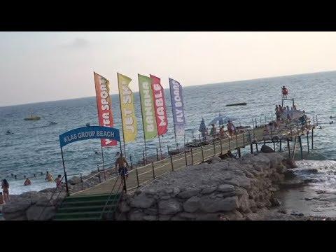 Каргыджак Море и пляжи в районе Klas отелей 8 сентября
