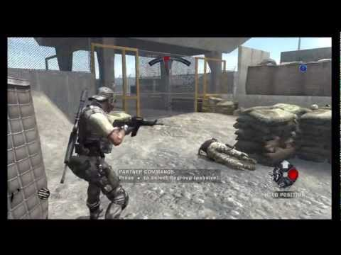 Army of Two - Gameplay Walkthrough Part 1 - Intro (Xbox 360/PS3) [HD]