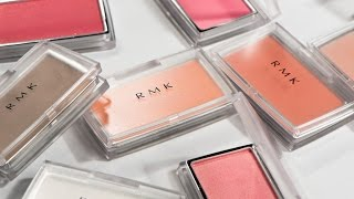 RMK Summer Makeup Collection 2014 Swatches by BeautyBay.com Thumbnail