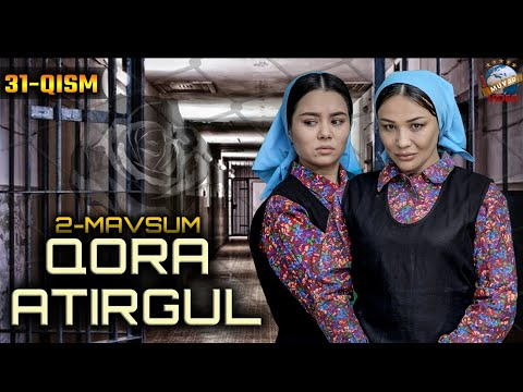 Qora Atirgul (o'zbek Serial) 91-qism | Кора атиргул (узбек сериал) 91-кисм