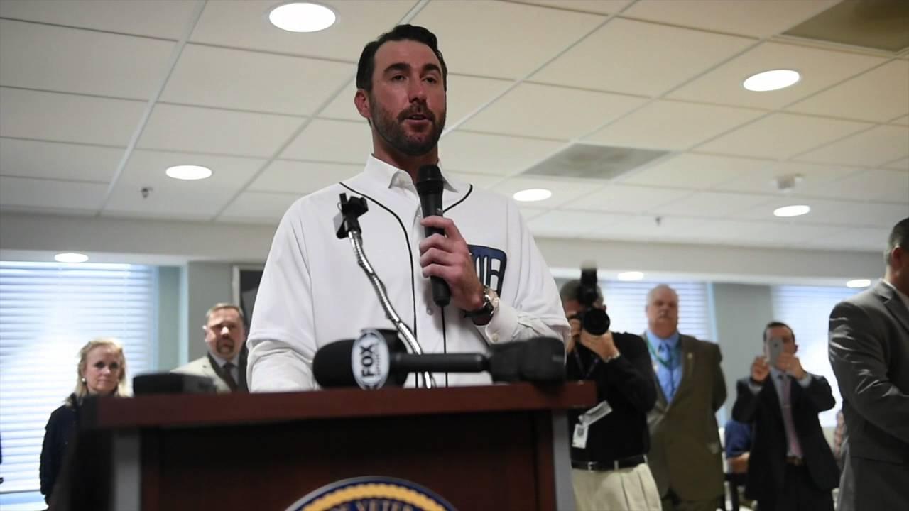 Detroit Tigers Rumors: Latest on starting pitcher Justin Verlander