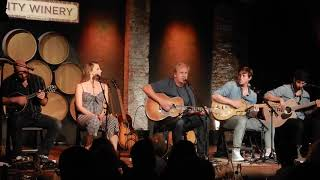 Now You Know You Can Jeff Daniels Ben Daniels City Winery NYC 8/15/2018