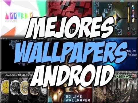 Top7 los mejores fondos animados para android youtube for Mejores fondos animados android