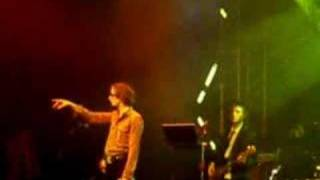 Jarvis Cocker - I Will Kill Again - Camden Roundhouse 2006