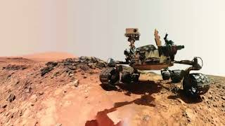 NASA'S NEW DISCOVERY REVEALS ORGANIC MATTER ON MARS