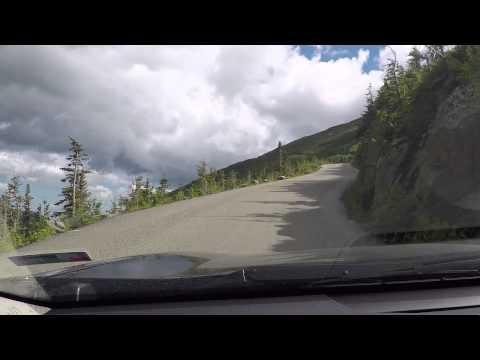 Mount Washington road trip