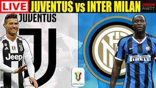 JUVENTUS vs INTER MILAN HIGHLIGHTS Coppa Italia Derby d Italia Football Match Live Watchalong