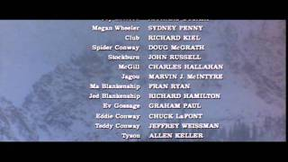 Pale Rider end credits