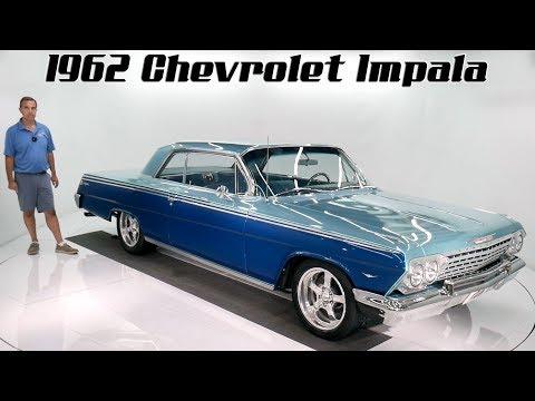 1962 Chevrolet Impala For Sale At Volo Auto Museum (V18573)