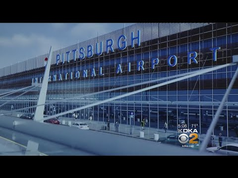 New Landside Terminal To Be Built At Pittsburgh International Airport