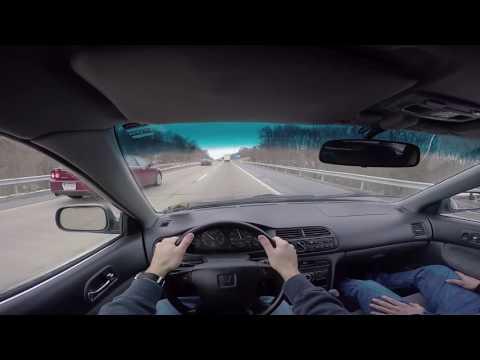 POV Drive 1996 Honda Accord Wagon 5 Speed