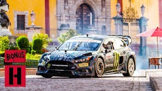 Gymkhana TEN Behind-The-Scenes with Larry Chen in Mexico!