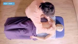 Как сделать массаж спины: простые советы
