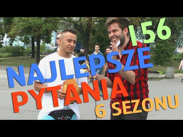NAJLEPSZE PYTANIA 6 SEZONU  (Poszukiwacz) - odc. #156 MaturaToBzdura.TV