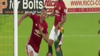 Hull City Vs Man United   Extended Full HD   0 1 Highlights 27 08 2016