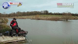 Working Winter Pole Swims For Carp | Will Raison'sTop Fishing Tips
