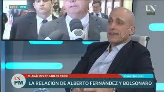 Carlos Pagni: Alberto Fernández y Bolsonaro, tensión y un potencial problema oculto