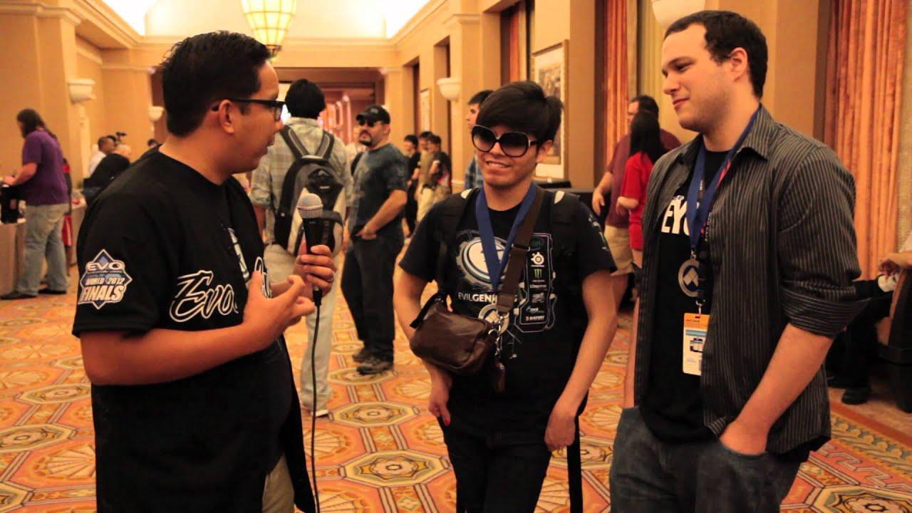 Evil Geniuses: EVO2K12 with CoolGrayAJ - EG.Ricky Ortiz and CVPR ...