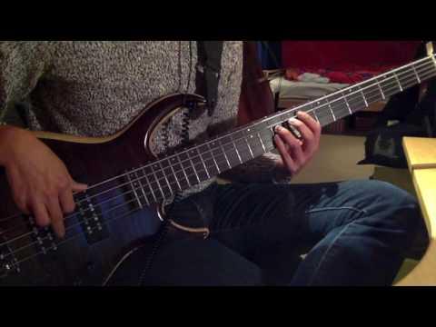 Jill Scott ft. Lupe Fiasco - Daydreamin' (Bass Cover)