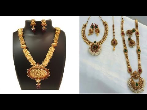Exclusive Gold Wedding Set Jewellery Collections