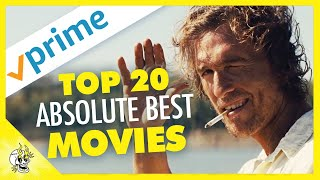 20 Best Movies on Amazon Prime | Good Movies on Amazon Prime Right Now | Flick Connection