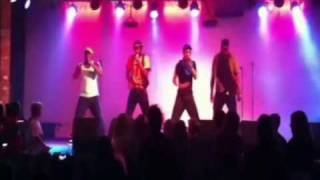 JLS Tribute Band - The JLS Experience