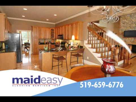Maid Easy Cleaning Services - YouTube