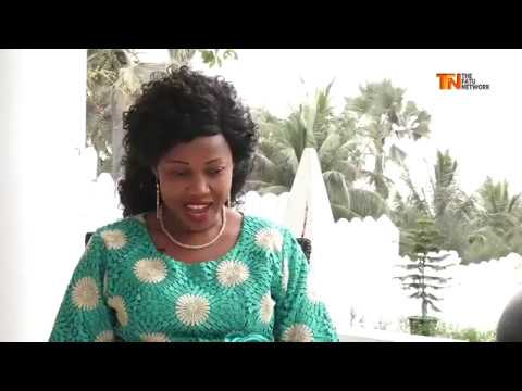 The Fatu Network was live. Interview with Fatima Maada Bio; First Lady of Sierra Leone