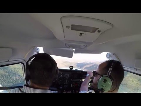 Flight to Brits (FABS) from Grand Central (FAGC) Cessna 172 ZS-SSB