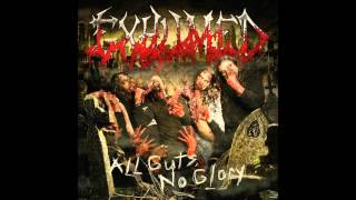 Watch Exhumed I Rot Within video