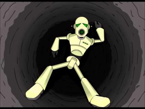 Marvin and the Deep Dark Hole