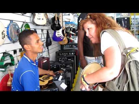 Brazilian Music Lesson