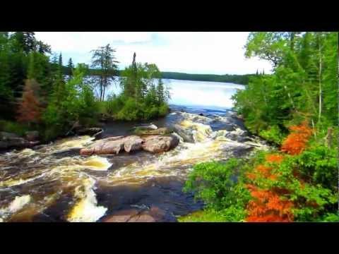tulabi falls Manitoba Pt. 1