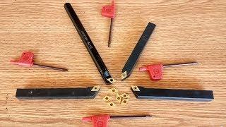 Тест китайских токарных резцов